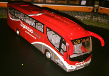 Brian Collins Enterprises Bus Eireann Expressway Model