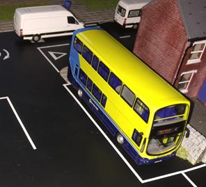 Dublin Bus VG33 Model