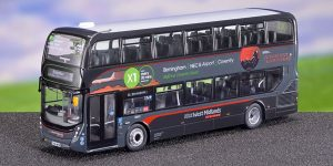 Northcord Enviro 400MMC West Midlands Platinum - X1 Birmingham