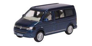 Oxford Diecast VW T5 California Camper - Met. Night Blue