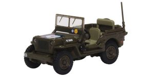 Oxford Diecast Willys MB RAF 83 Grp.2nd Tactical AF -1944/5