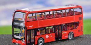 Northcord Enviro 400MMC Abellio Bus - 196 Elephant & Castle